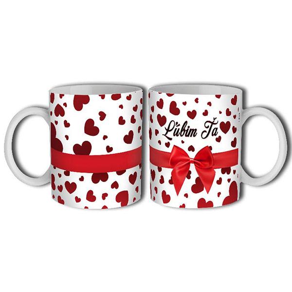 363a870b9 Ľúbim Ťa - Hrnček | Valentínske darček | Lawli.sk