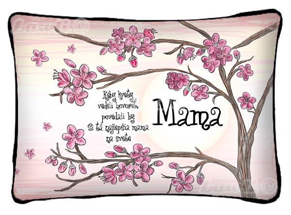 Darek pre mamiku Netradin dareky, origin lne