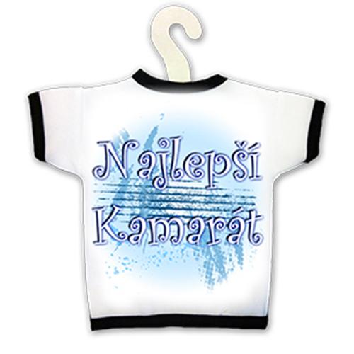 Tričko na fľašu - Najlepší kamarát empty 3aa68e30903
